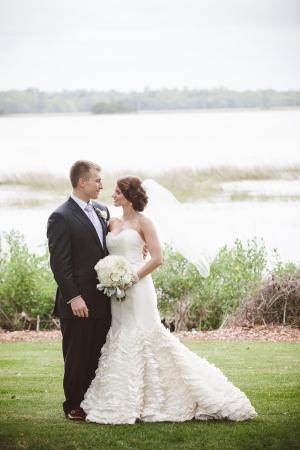 Lowcountry Wedding Amelia and Dan