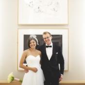 Modern Canada Wedding