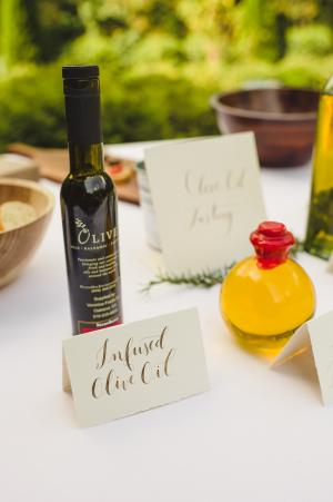 Olive Oil Station