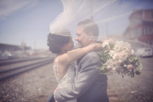 Oversize Blush Bridal Bouquet