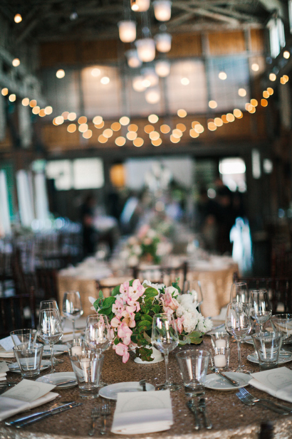 pink and green rustic elegant wedding elizabeth anne designs the wedding blog. Black Bedroom Furniture Sets. Home Design Ideas
