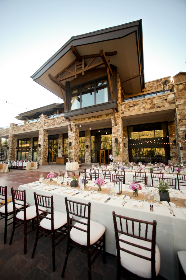 st regis park city utah wedding venue