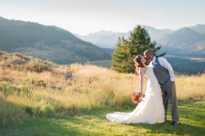 Washington Mountain Wedding