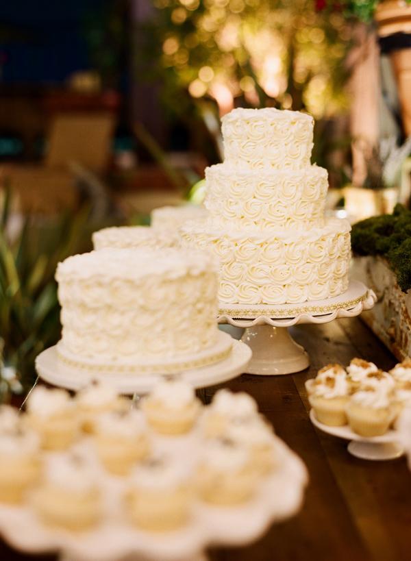 Wedding Cake Buffet