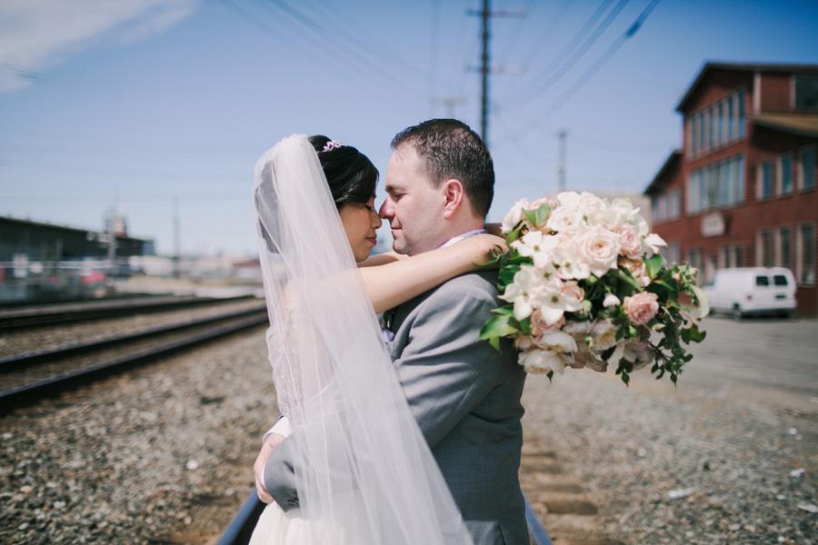 Rustic Elegant Seattle Wedding from Michele M. Waite Photography