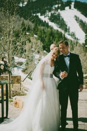 Wedding at St Regis Deer Valley