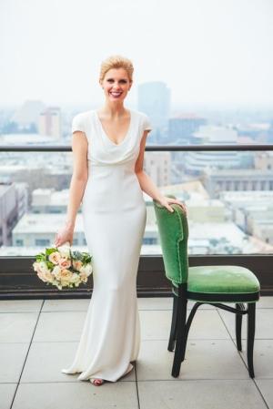 Alexander McQueen Gown