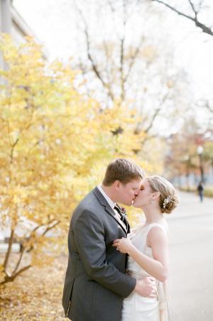 Autumn Minneapolis Wedding