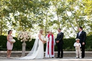 Beaulieu Garden Napa Wedding Ceremony