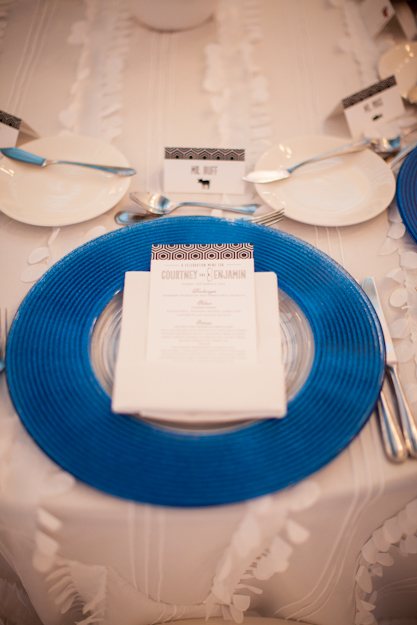 Blue Glass Reception China