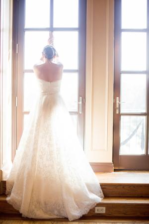 Bridal Portrait from Betsi Ewing