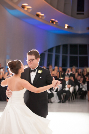 Bride and Groom First Dance From M Three Studio