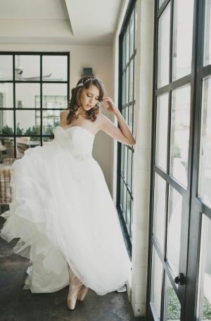 Bride on Pointe