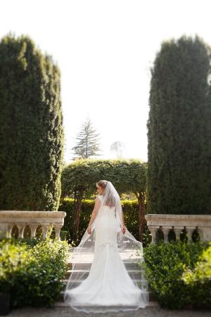 Cathedral Length Bridal Veil