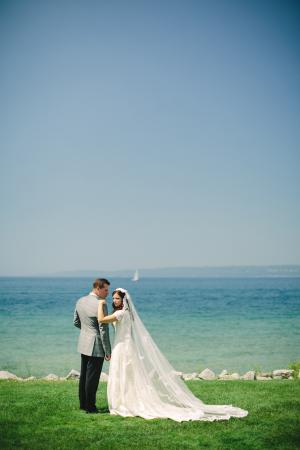 Classic Lake Michigan Wedding