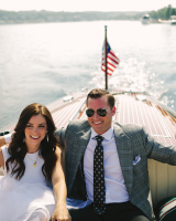 Classic Waterside Wedding