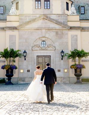 Elegant New York Wedding