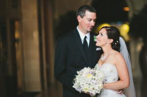 Elegant Sacramento Wedding