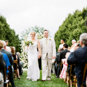 Elegant Virginia Wedding Bellwether Events