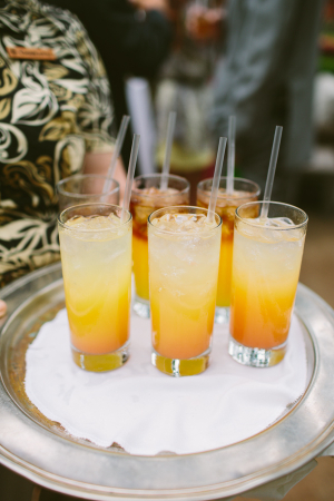 Hawaii Wedding Cocktails