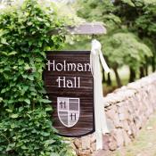 Holman Hall Wedding