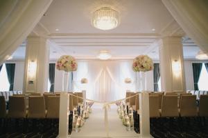 Hotel Ballroom Ceremony