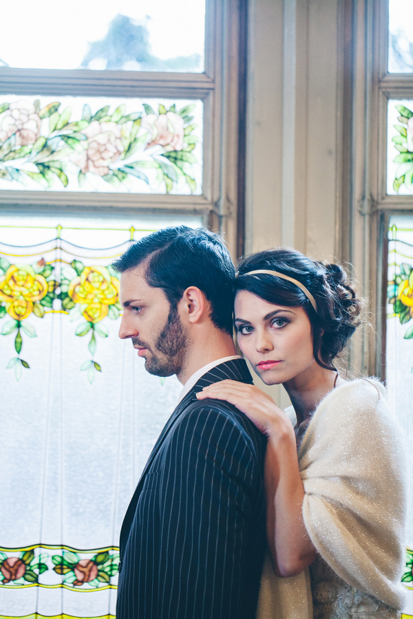 Italian Inspired Wedding Suit