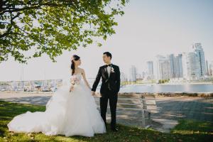 Jamie Delaine Vancouver Wedding