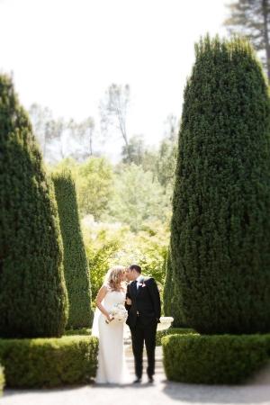 Julie Mikos Napa Wedding