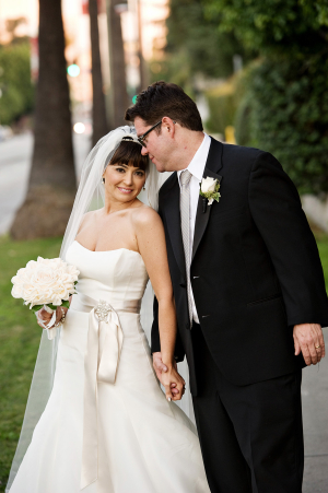 Los Angeles Wedding from Sassy Girl