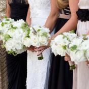Metallic Bridesmaids