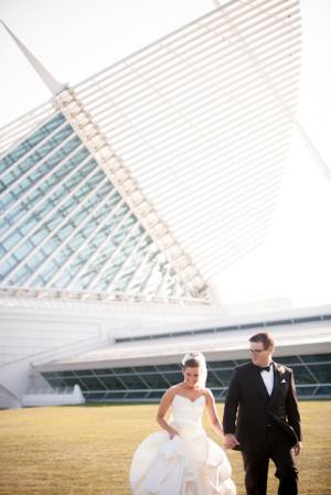 Milwaukee Art Museum Wedding M Three