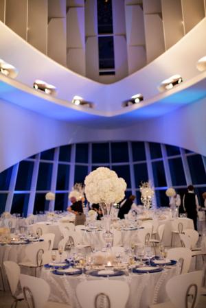 Modern Art Museum Reception Ideas