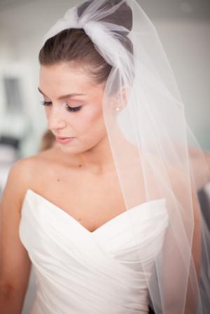 Neutral Eye Makeup Bridal Ideas