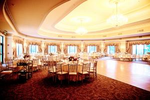 New York Castle Wedding Reception