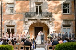 Outdoor Cairnwood Estate Wedding