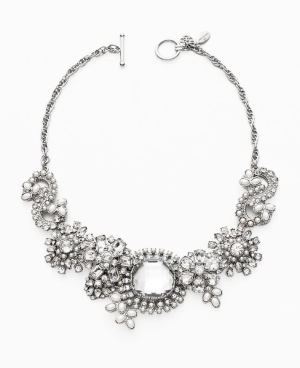 Paisley Necklace Ann Taylor