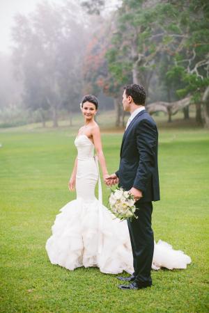 Rebecca Arthurs Four Seasons Lanai Wedding