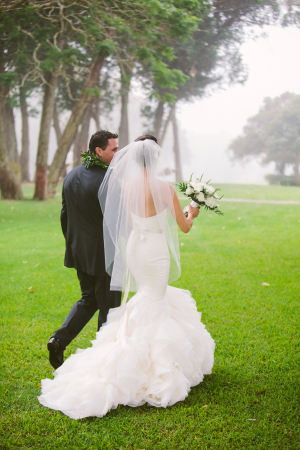Rebecca Arthurs Lanai Wedding