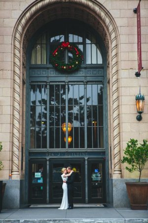 Sacramento Winter Wedding