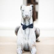 Sculpture in Bow Tie