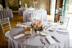 Silver Chiavari Reception Chairs