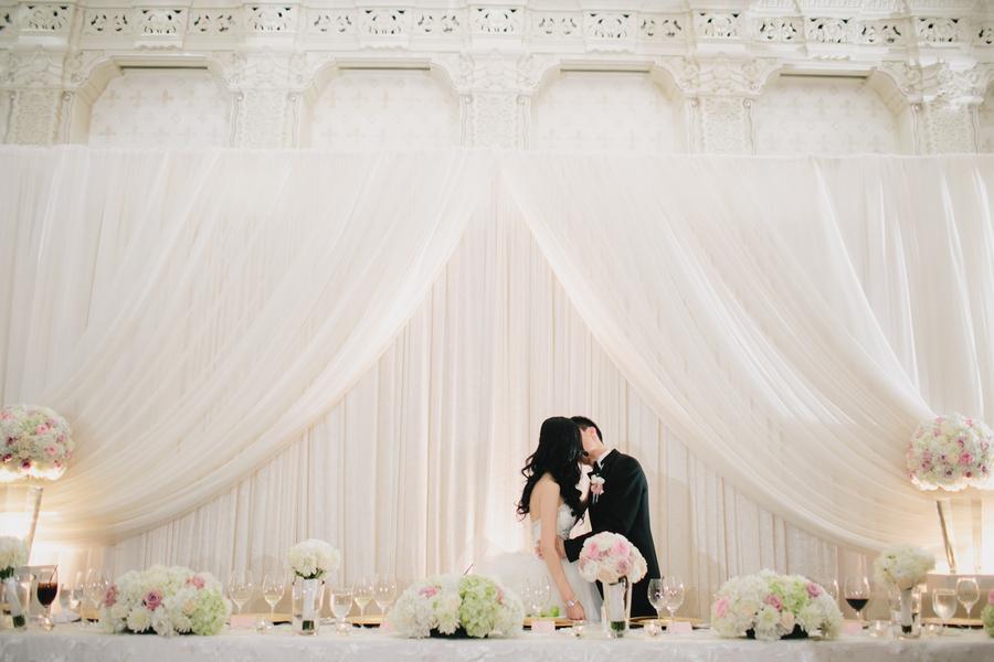 Vancouver Ballroom Wedding