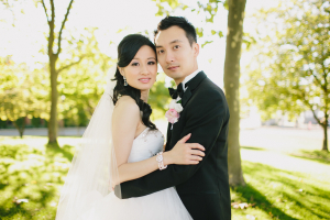 Vancouver Summer Wedding
