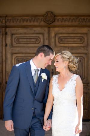 Wedding Portrait Amy and Jordan