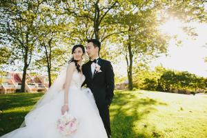 Wedding Portrait by Jamie Delaine