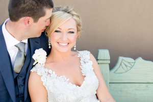 Wedding Portrait from Amy and Jordan Photography