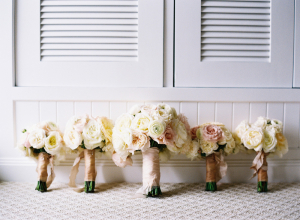 Blush Cream Bouquets