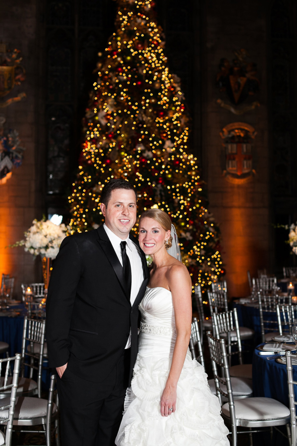 Chicago Christmas Wedding