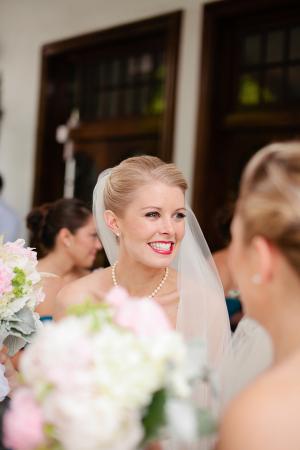 Classic Blonde Bride
